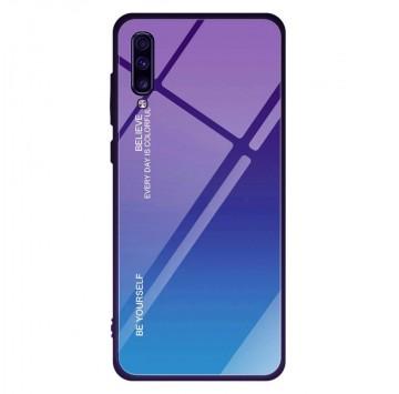 Etui gradientowe Samsung Galaxy A70