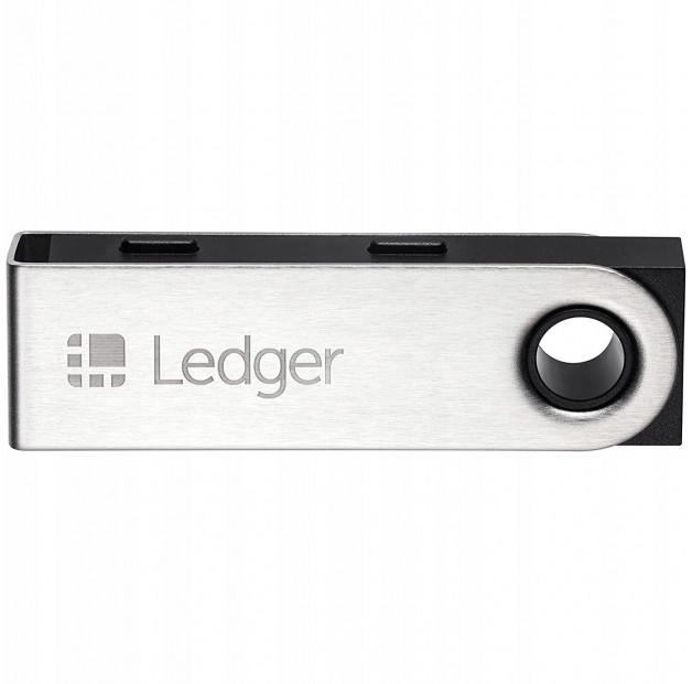 Portfel sprzętowy Ledger Nano S